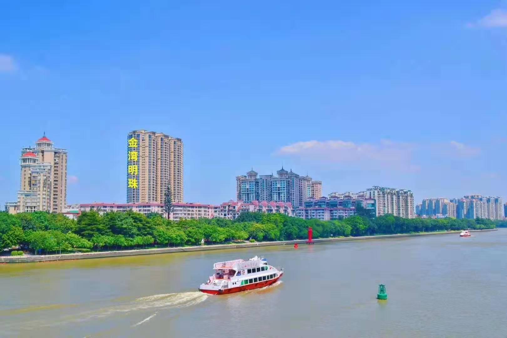 金湾明珠, 广州市荔湾区