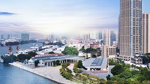 珠光•禦景壹號, 廣州荔灣區