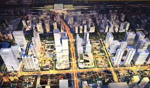 雲街, 深圳南山西麗片區