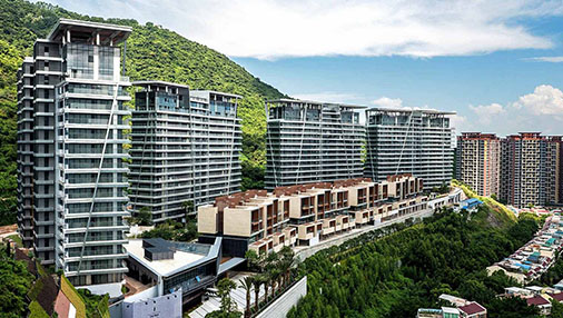 漢京九榕台, 深圳南山區