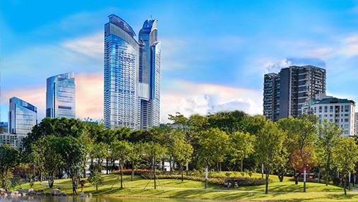 东海国际公寓, 深圳福田区