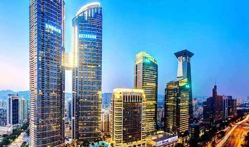 東海國際公寓, 深圳市福田區