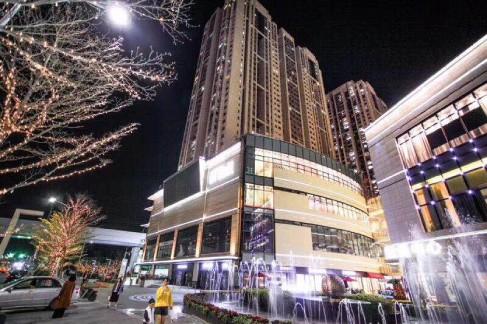 AT mall, 深圳市龍華新區,中海錦城社區