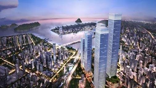 華潤前海大廈, 深圳市前海桂灣區