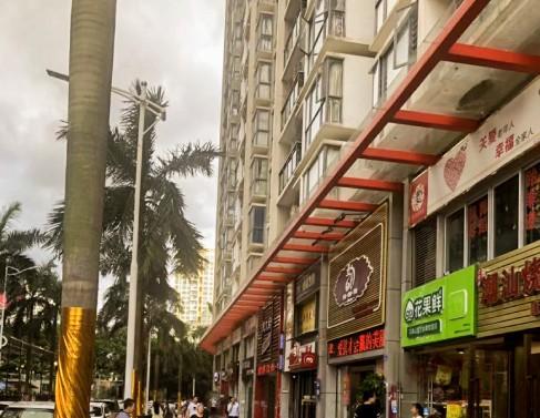 木棉灣商業街, 深圳市龍崗區